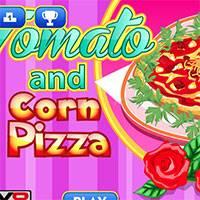 Игра Томатная пицца онлайн