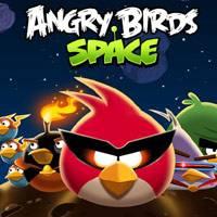 Злые птички в космосе играть онлайн о