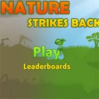 Игра Месть растений онлайн