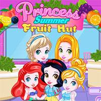 Игра Фруктовый дом принцесс