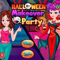 Игра Подготовка к Хэллоуину