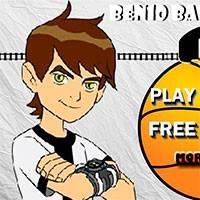 Игра Баскетбол с Беном 10 онлайн