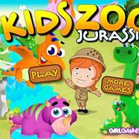 Игра Детский парк Юрского периода