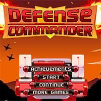 Игра Командир линии обороны онлайн