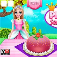 Игра Секретный рецепт принцессы онлайн