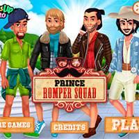 Игра Команда принца Ромпера
