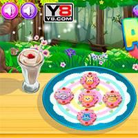 Игра Печенье для зверят онлайн