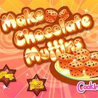 Игра Идеальные шоколадные мафины онлайн
