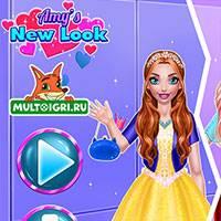 Игра Одевалки и макияж онлайн