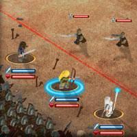 Игра Лего Властелин колец: Защита крепости