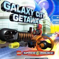 Игра Космическая Лего полиция