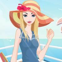 Игра Одевалка: Модная неделя на яхте