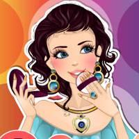 Игра Натуральный макияж онлайн