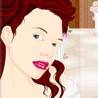 Игра Необычайный макияж онлайн
