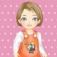 Игра Одевалка: Детская одежда