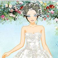 Игра Одевалка: Свадебные платья