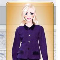 Игра Одевалка: Мода 50-ых