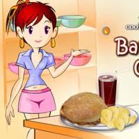 Кухня сары барбекю на природе чертежи кирпичные барбекю