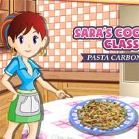 Новогодние игры кухня сары