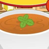 Игра Кулинария: Томатный суп онлайн