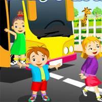 Игра Уход за малышами в парке онлайн
