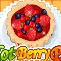 Игра Кулинария: Ягодный пирог онлайн