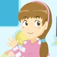 Игра Уход за малышами: Старшая сестра онлайн