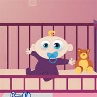 Игра Уход за малышами: Счастливый ребенок онлайн