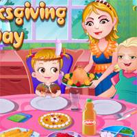 Игра Хейзел: День Благодарения