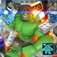 Игра Лего Халк: играть онлайн с друзьями!