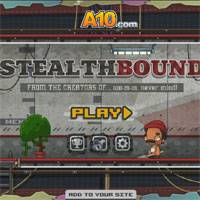 Игра StealthBound: Побег