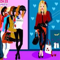 Бесплатные игры модные девочки