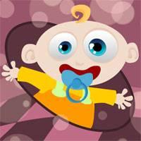 Игра Няня: Малыш купается