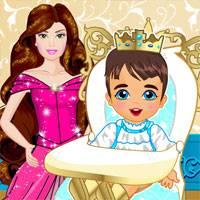 Игра Няня для Принца