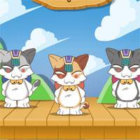 Игры кошки танцуют