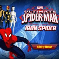 Игры онлайн человек паук 2
