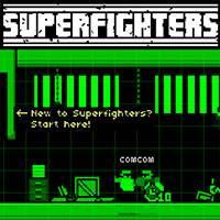 Игры супер бойцы 9
