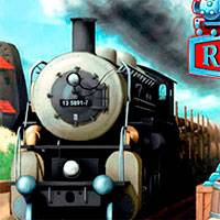 Бегун по поездам игра