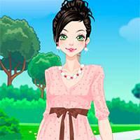 Онлайн игры - Барби рожает Игра для девочек - Барби