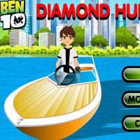 Игра Бен 10 в антарктике онлайн