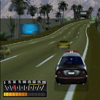 Угнать от полиции играть 3д