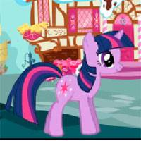 Игра Одевалка Любимая Пони