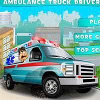 Игра Водитель Скорой Помощи