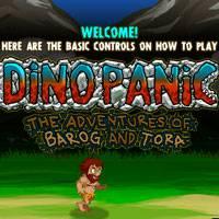 Игра Игра для мальчиков динозавры