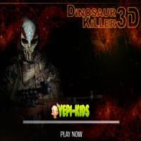 Игра Динозавры 3д