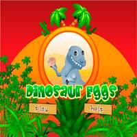Игра Яйца динозавров