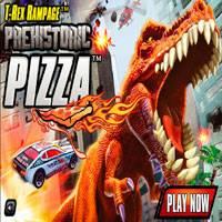 Игра Против динозавров