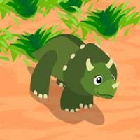 Игра Узнай динозавра
