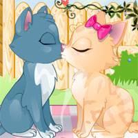 Игра Кошки и котята и коты