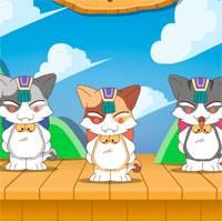 Игра Три котенка